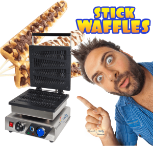 Waffle on a Stick Machine fore Hire